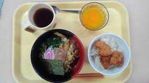 新潟県「長岡生姜醤油ラーメン&ぶりカツ丼」ブログ用