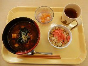 岩槻区「豆腐ラーメン」